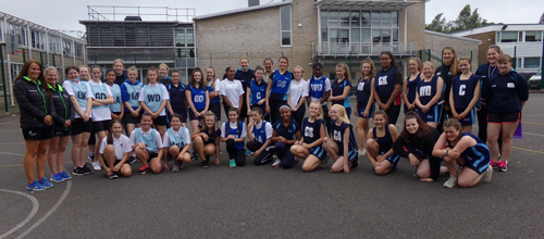 Netball academy aims for excellence