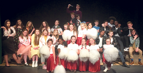 Grease is the word at John Cabot Academ