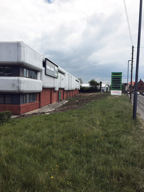 Plans go in for Lidl store at retail park