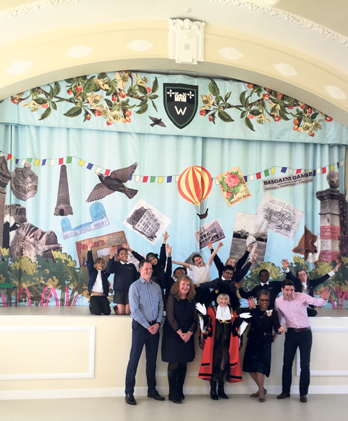 School revamp brings historic pavilion back to life