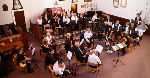 LONGWELL-GREEN-ORCHESTRA