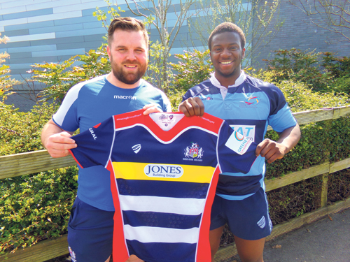 Tomi sets his sights on the top flight