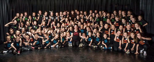 Dance group marks birthday by bringing home trophies